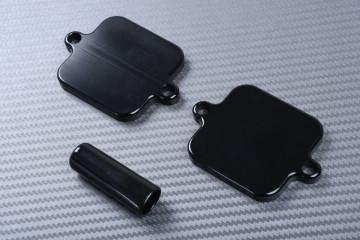 Kit Abgas Unterdrückungs Platten KAWASAKI ZX6R / ZX10R / Z900 / Z1000 / Z1000SX / Ninja SX & Versys 1000