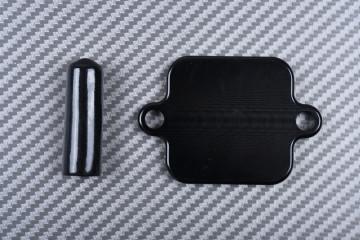 Smog block off plates KAWASAKI ER6 N / F / Ninja 250 / 300 / 650 / Z300 / Z650 & Versys