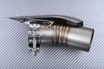 Exhaust Mid Pipe link SUZUKI GSXR 1000 2017 - 2021