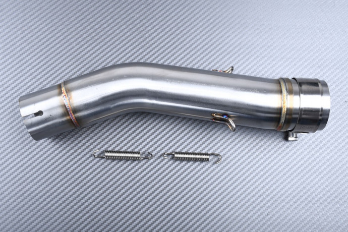 Exhaust Mid Pipe link DUCATI Monster 797 & Scrambler 800 2015 - 2021