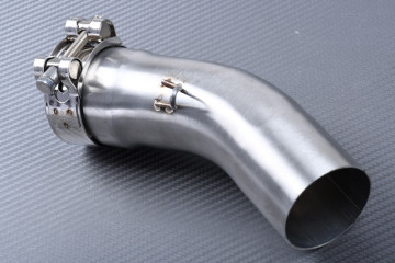 Exhaust Mid Pipe link KAWASAKI Z900RS / Performance 2018 - 2021