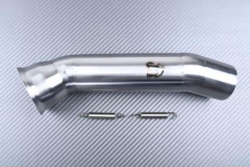Exhaust Mid Pipe link DUCATI HyperMotard & HyperStrada 821 / 939 2013 - 2018