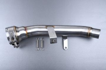 Mid Pipe link with Decat SUZUKI GSX-S 1000 / F 2015 - 2021