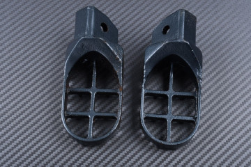 Paar Fußrasten SUZUKI RM 80 1993 - 2001