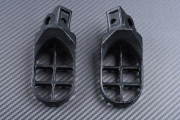 Pair of dirtbike footrests KAWASAKI KX 65 / 80 / 85 / 100 1998 - 2012
