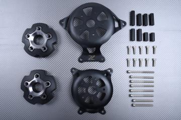 Engine Cover Crash Pads KAWASAKI Z750 / Z750R 2007 - 2012
