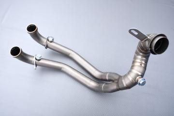 Full pipe / exhaust system KTM Duke 790 2018 - 2020