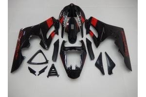 Komplette Motorradverkleidung TRIUMPH DAYTONA 675 und 675R 2009 / 2012