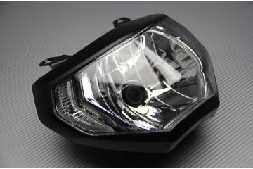 Front headlight YAMAHA MT09...