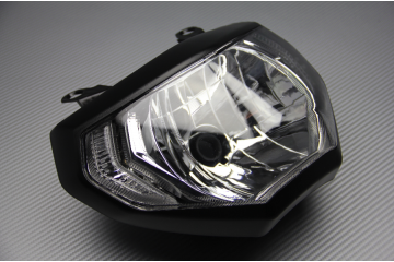 Optique avant Yamaha MT09 13 / 16 et MT07 18 / 20