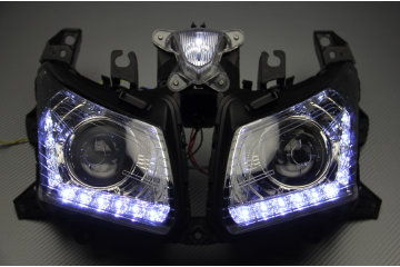 Optique avant LED YAMAHA TMAX 530 12/14