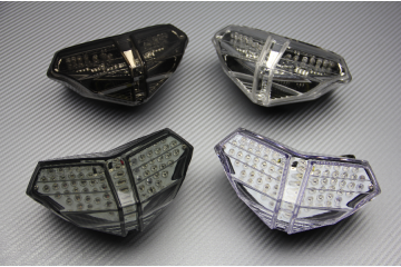 LED Taillight with Integrated turn signals for Ducati 848 1098 1198