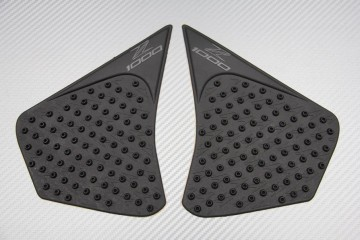Adhesive tank side traction pads Kawasaki Z1000 2014 / 2020 & Z1000R
