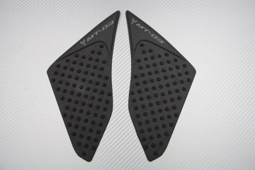 Adhesive tank side traction pads Yamaha MT03 2006 / 2020