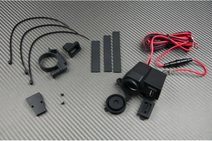 USB Ladegerät / Universeller Zigarettenanzünder