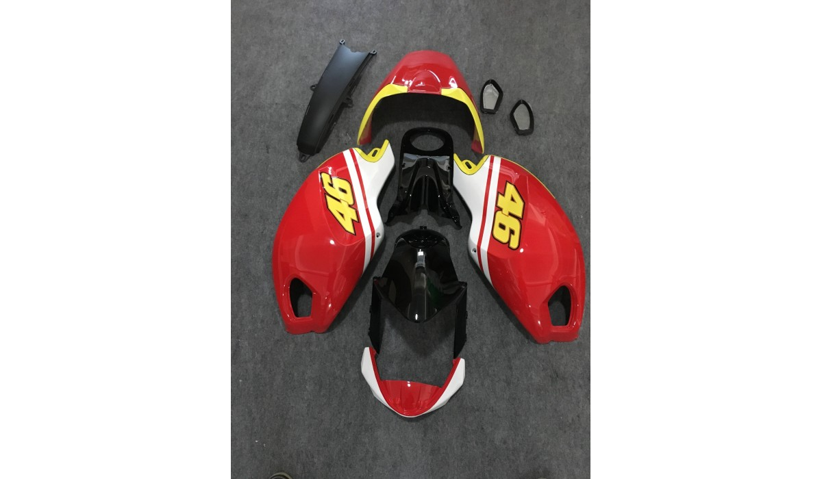 Carenage Complet Ducati Monster 696 796 1100