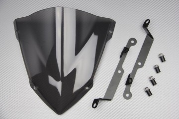 Sport Polycarbonate Windscreen Yamaha MT07 / FZ07 2014 - 2017