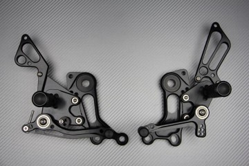 CNC Rearsets for Ducati Monster 696 796