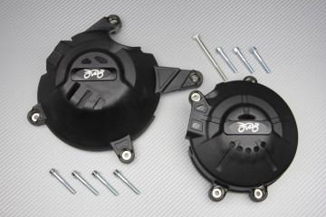 KIT Tampons de Protection Carters Kawasaki Z300 & Ninja 300