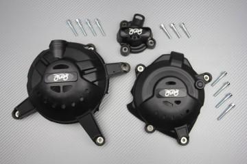 KIT Tampons de Protection Carters Yamaha YZF R3 & MT03