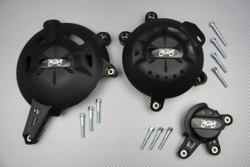 Engine Cover Protection Set for Kawasaki ER6 / Z650 / Ninja / Versys 650 06 / 20