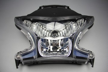 front headlight honda vfr 1200 2011 2017. Black Bedroom Furniture Sets. Home Design Ideas