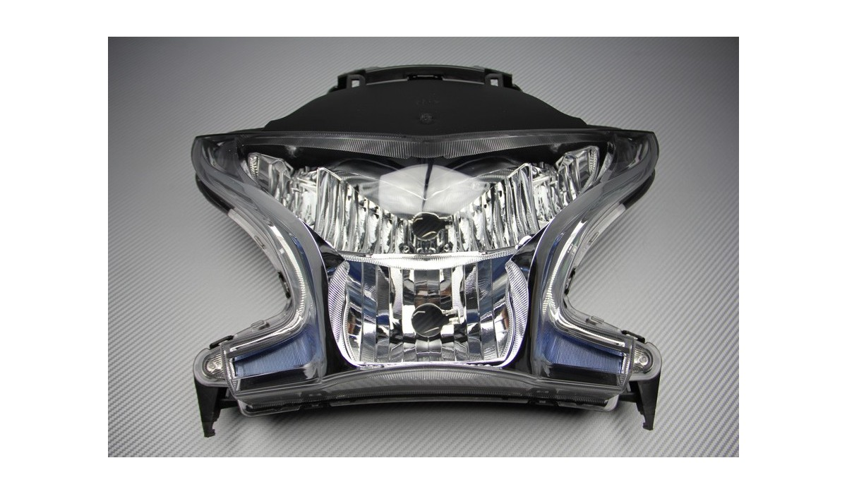 front headlight honda vfr 1200 2010 2017 avdb moto l. Black Bedroom Furniture Sets. Home Design Ideas