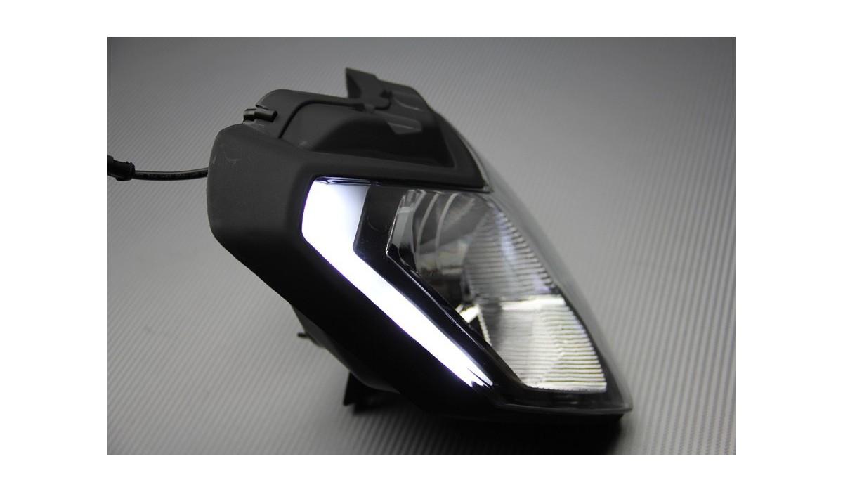 order online uk availability coupon code Front headlight Yamaha MT 125 2016-2019 - AVDB MOTO L ...
