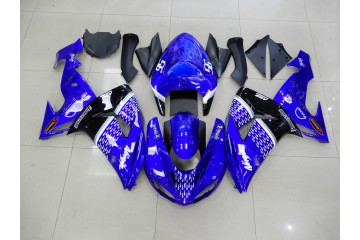 Complete Fairing set for KAWASAKI ZX10R 2006 / 2007