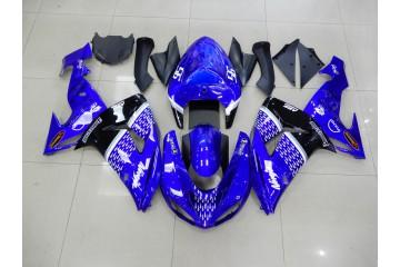 Komplette Motorradverkleidung für KAWASAKI ZX10R 2006 /2007