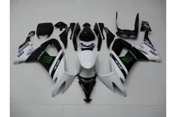 Komplette Motorradverkleidung für KAWASAKI ZX10R 2008 / 2010