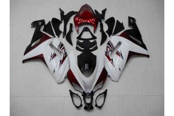 Komplette Motorradverkleidung KAWASAKI ZX6R 2007 / 2008