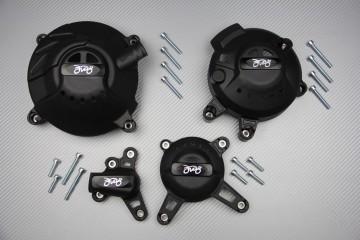 GETRIEBE STURZPAD KIT Yamaha MT09 & TRACER & XSR 900