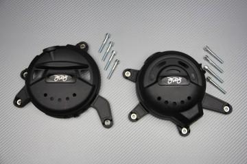 Kit de topes protectores para cárteres KTM RC & DUKE 125 200 390