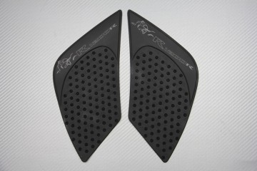Adhesive tank side traction pads BMW R1200R 2014 - 2014