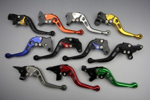 Short Clutch Lever for many APRILIA models