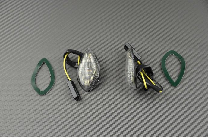 Flush Mount LED turn signals for Honda CBR 600 F, F4, FS