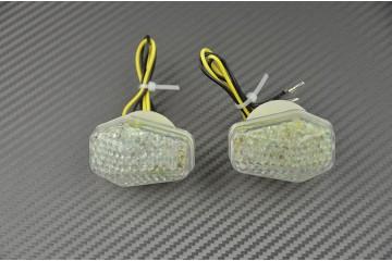 Paire de clignotants LED goutte d'eau Spécifique Suzuki