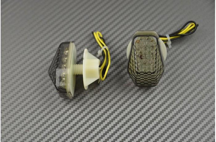 Flush Mount LED turn signals for Suzuki