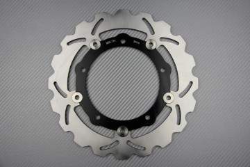 Front solid brake disc 267mm many Scooters YAMAHA