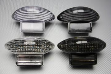 LED-Bremslicht mit integriertem Blinker für Suzuki GSXR HAYABUSA 1300 1999 - 2007