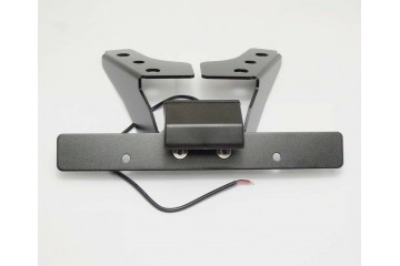 Specific License Plate Holder for SUZUKI GSX-R 1000 2009 - 2016