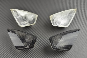Pair of front turn signals Ducati 749 999