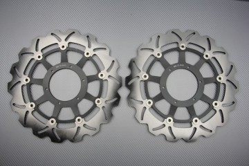 Paar wave Bremsscheiben 330mm Honda CBR 929 2000 / 01 & 954 RR 2002 / 03