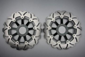 Paar wave Bremsscheiben 310 mm Honda CBR 900RR 1998 1999