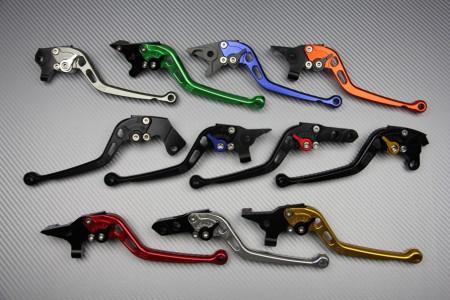 Long brake lever for many APRILIA, DUCATI, Benelli, Moto Morini, Voxan
