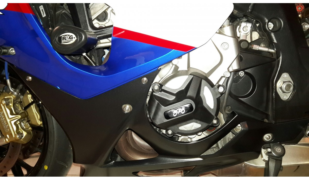 Kit Tampons De Protection Carters Bmw S1000rr Hp4 S1000r