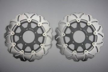 Paar wave Bremsscheiben 310mm viele Kawasaki