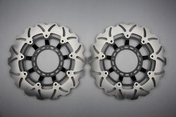 Pair of front Wave brake discs 310 mm HONDA ST 1300 PAN EUROPEAN