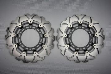 Paar wave Bremsscheiben 310mm TRIUMPH